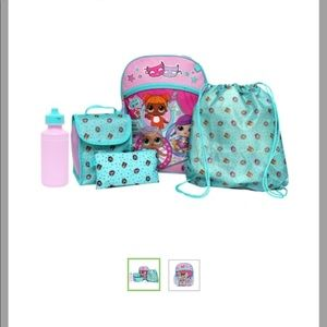MGA ENTERTAINMENT Other - Lol surprise backpack and extras